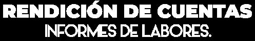 Banner de Rendición de cuentas