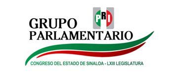 Grupo Parlamentario del PRI ante la LXIII legislatura del Congreso del Estado de Sinaloa